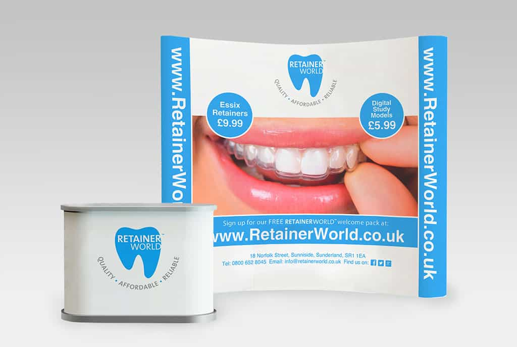 Retainer World - Exhibition Stands