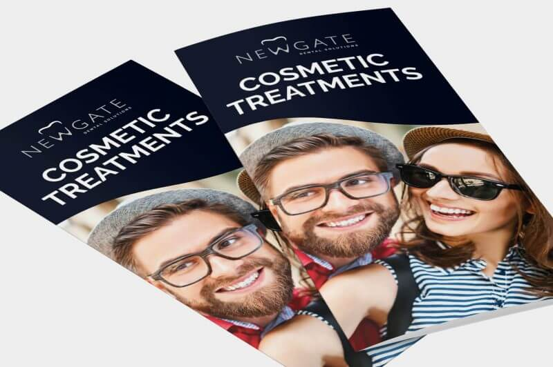 Newgate Dental - Cosmetic Pamphlets